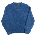 60s TOWNCRAFT MOHAIR KNIT SWEATER.