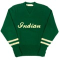 50s INDIAN MOTORCYCLE DEAD STOCK MOTORCYCLE KNIT