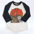 80s ROLLING STONES DEAD STOCK BAND Tee.