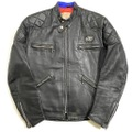 80s LEWI'S LEATHERS 442 RACING JACKET.