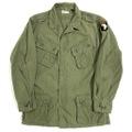 60s U.S.ARMY 1st. TYPE JUNGLE FATIGUE JACKET.