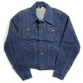 ① 70s MAVERICK DEAD STOCK DENIM JACKET.