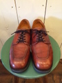 70s RED WING WORK SHOES