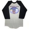 80s GRATEFUL DEAD DEAD STOCK ROCK Tee.