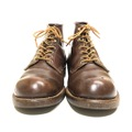 """60s REDWING. """"777"""" GLASS LEATHER WORK BOOTS."""