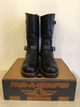 50s PAIR-A-TROOPER ENGINEER BOOTS.