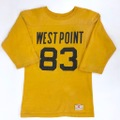 "70s CHAMPION ""WEST POINT"" FOOTBALL Tee."