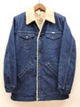 70s WRANGLER DENIM BOA JACKET.