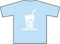Tシャツ Shake(シェイク)ブルー