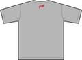 Tシャツ Friendship(フレンドシップ)グレー