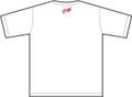 Tシャツ INU ROSOKU(犬ローソク)ホワイト