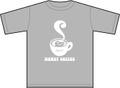Tシャツ Coffee(コーヒー)グレー