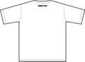 Tシャツ Shake(シェイク)ホワイト
