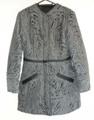 黒帯とウール羽織のリバーシブルコート Mサイズ