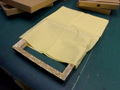 額用黄袋 60×48cm(油額F3)