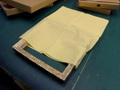 額用黄袋 95×76cm(油額F12)