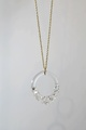 Lima7192 Ring necklace GF