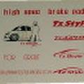 ハイスペック ブレーキパッド FOR サーキット 50°~850° CP CT CZ エボ5~エボ10