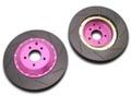 3ピースローター ランサーエボCT9純正ブレンボ交換タイプ リヤ300Φ22ミリ