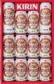 キリン缶ビール12本