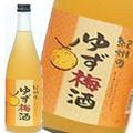 紀州ゆず梅酒720ml