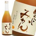 梅の宿あらごしみかん酒720ml