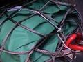 荷物を包んで運ぶ          ワイヤーモッコ 1.8×1.8 シート付きタイプ
