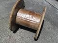 木製リールドラム (ワイヤーケーブル引き抜き後商品)