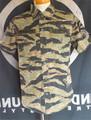 HOUSTON/ヴェトナム・タイガーストライプシャツ
