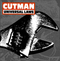 Cutman / Universal Laws  LP