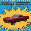 Walt Mink / Bareback  CD
