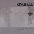 Kingfield / Letters Post Mortem  CD