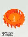 シグナスX クーリング 軽量ファン BWS125 GTR オレンジ色