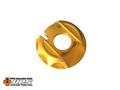 シグナスX【2型~4型】アルミガソリンキャップ 国内仕様専用品 ゴールド