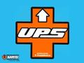 UPS オリジナルステッカー 大