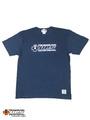UPS ミリタリーカラーTシャツ【カラー:ネイビーブルー/サイズ:L】