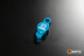 【t4works】ビレットオイルフィラーキャップ ライトブルー