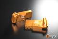 【t4works】ビレットハンガー(8mmロング) ホーネット用 ゴールド