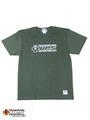 UPS ミリタリーカラーTシャツ【カラー:カーキグリーン/サイズ:L】