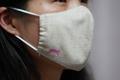 うさぎがポイントのマスク! うたこ作 オーダー(送料200円)