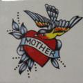 TATTOO MOTIF TILE-SPALLOW-