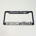 VISION effectナンバーフレームVer.2 フロント用