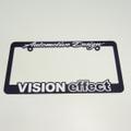 VISION effectナンバーフレームVer.1 フロント用