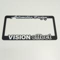 VISION effectナンバーフレームVer.1 リア用
