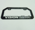 VISION effectバイク用台形型ナンバーフレーム