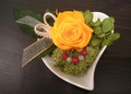 【東日本大震災チャリティー『被災地にお花と笑顔を!』プロジェクト】健康運upアレンジ