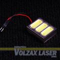 4.5W型 プレートタイプ ウォームホワイト VOLZAX LASER JAPAN