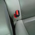 シートベルト警告音キャンセラー(ブラック)