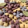 紫陽花クッキー ブラックベリー