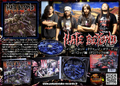 HATE BEYOND『VERGE OF DEATH』ヨーロッパ盤